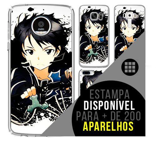 Capa de celular - SWORD ART ONLINE 16 [disponível para + de 200 aparelhos]