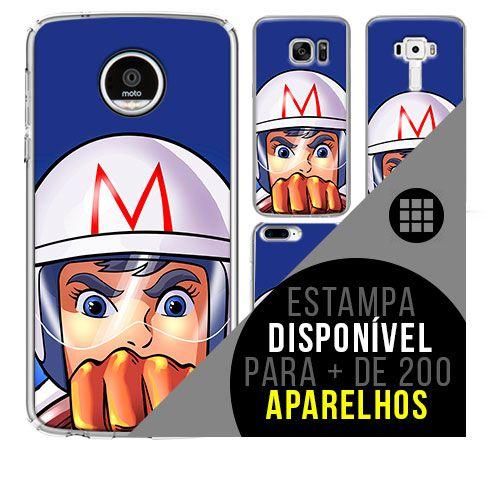 Capa de celular - SPEED RACER [disponível para + de 200 aparelhos]