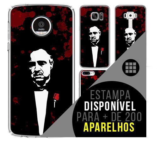 Capa de celular - O PODEROSO CHEFÃO 2 [disponível para + de 200 aparelhos]