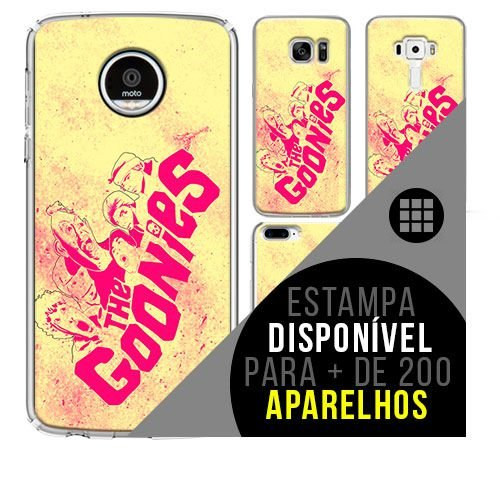 Capa de celular - OS GOONIES [disponível para + de 200 aparelhos]