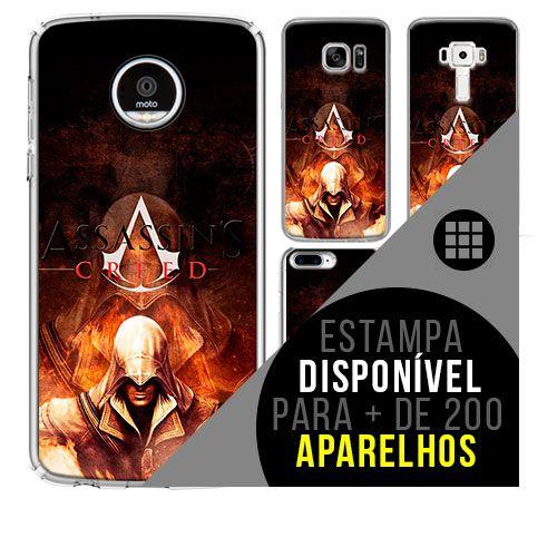 Capa de celular - ASSASSIN'S CREED [disponível para + de 200 aparelhos]