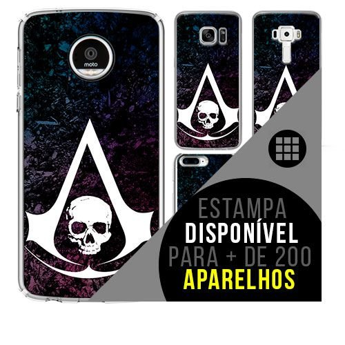 Capa de celular - ASSASSIN'S CREED 2 [disponível para + de 200 aparelhos]