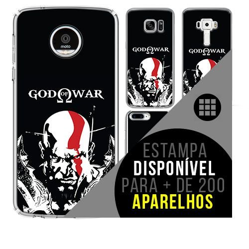 Capa de celular - GOD OF WAR 2 [disponível para + de 200 aparelhos]