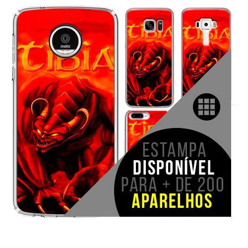 Capa de celular - TIBIA [disponível para + de 200 aparelhos]