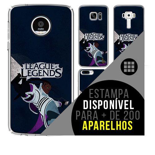 Capa de celular - LEAGUE OF LEGENDS 11 [disponível para + de 200 aparelhos]