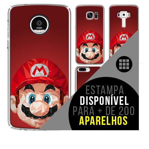 Capa de celular - MARIO BROS 2 [disponível para + de 200 aparelhos]