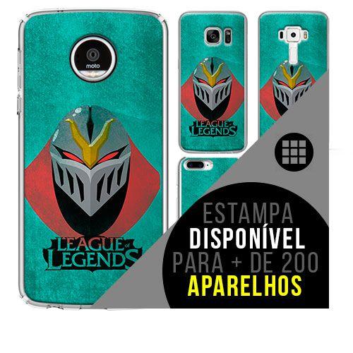 Capa de celular - LEAGUE OF LEGENDS 16 [disponível para + de 200 aparelhos]