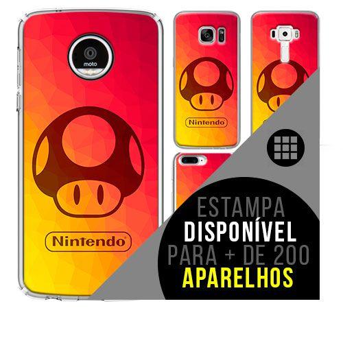 Capa de celular - MARIO BROS 6 [disponível para + de 200 aparelhos]