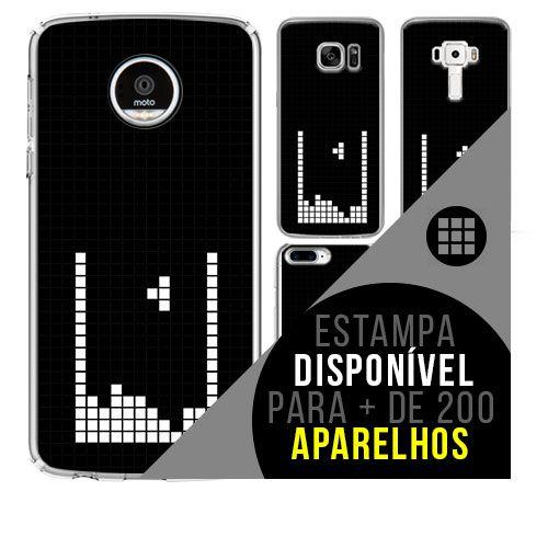 Capa de celular - TETRIS [disponível para + de 200 aparelhos]