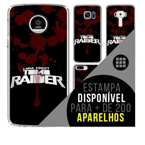 Capa de celular - TOMB RAIDER [disponível para + de 200 aparelhos]