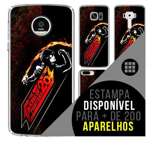 Capa de celular - THE KING OF FIGHTERS [disponível para + de 200 aparelhos]