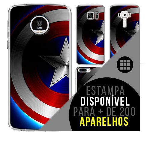 Capa de celular - CAPITÃO A. 2 [disponível para + de 200 aparelhos]