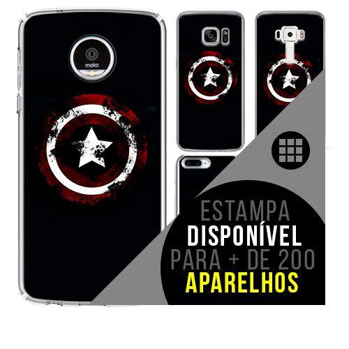 Capa de celular - CAPITÃO A.  [disponível para + de 200 aparelhos]
