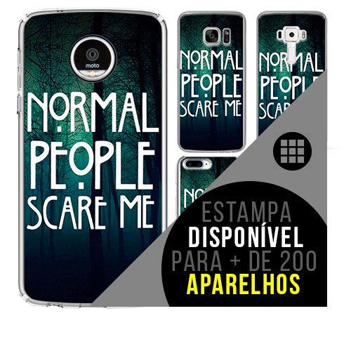 Capa de celular - American Horror Story [disponível para + de 200 aparelhos]