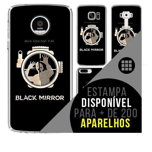 Capa de celular - BLACK MIRROR [disponível para + de 200 aparelhos]