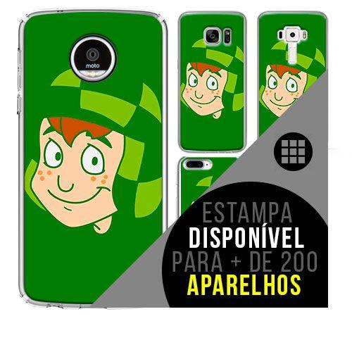 Capa de celular - CHAVES [disponível para + de 200 aparelhos]
