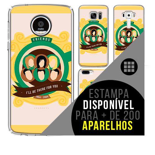 Capa de celular -  FRIENDS [disponível para + de 200 aparelhos]