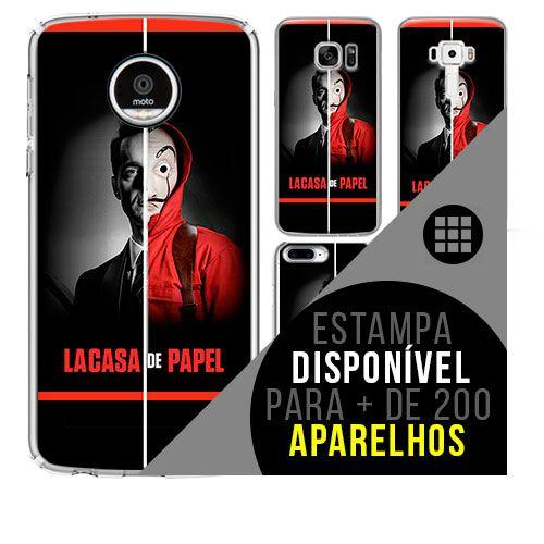 Capa de celular - LA CASA DE PAPEL 6 [disponível para + de 200 aparelhos]