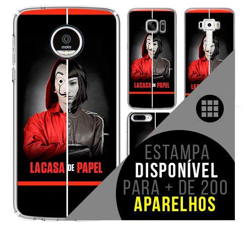 Capa de celular - LA CASA DE PAPEL 10 [disponível para + de 200 aparelhos]