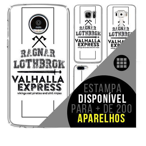 Capa de celular - VIKINGS 7 [disponível para + de 200 aparelhos]