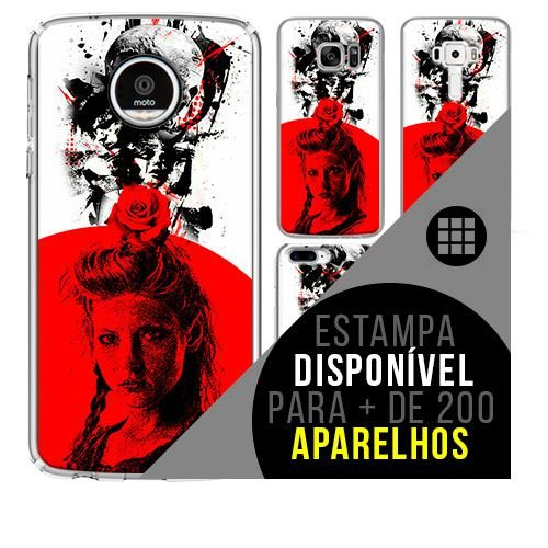 Capa de celular - VIKINGS 20 [disponível para + de 200 aparelhos]