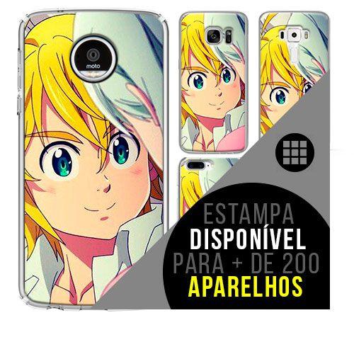 Capa de celular - Nanatsu-no-Taizai 17 [disponível para + de 200 aparelhos]