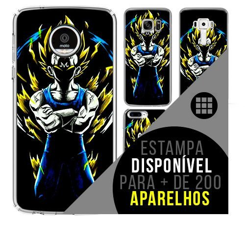 Capa de celular - DRAGON BALL Z 126 [disponível para + de 200 aparelhos]