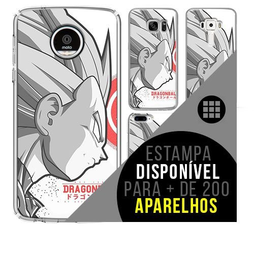 Capa de celular - DRAGON BALL Z 129 [disponível para + de 200 aparelhos]