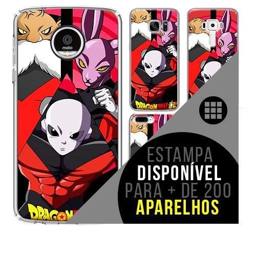 Capa de celular - DRAGON BALL Z 136 [disponível para + de 200 aparelhos]