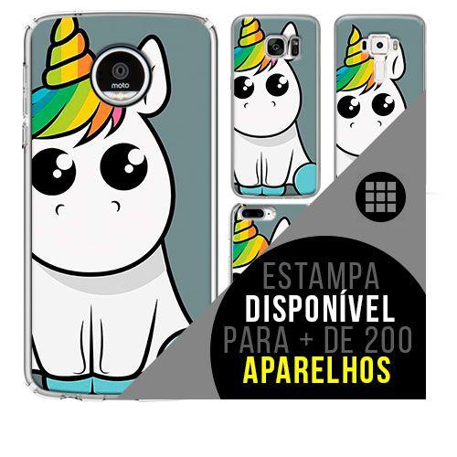 Capa de celular - Unicórnio 3 [disponível para + de 200 aparelhos]