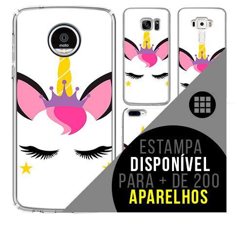 Capa de celular - Unicórnio 8 [disponível para + de 200 aparelhos]