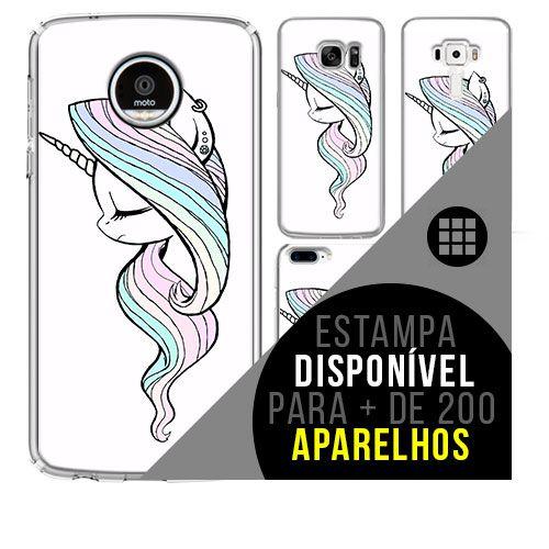 Capa de celular - Unicórnio 11 [disponível para + de 200 aparelhos]