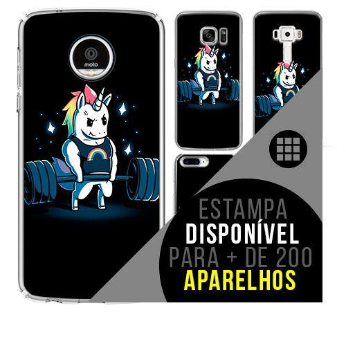 Capa de celular - Unicórnio 21 [disponível para + de 200 aparelhos]