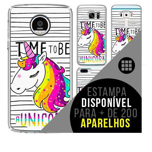 Capa de celular - Unicórnio 28 [disponível para + de 200 aparelhos]