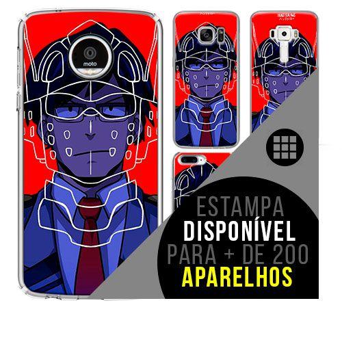 Capa de celular boku-no-hero - Tenya-Iida [disponível para + de 200 aparelhos]
