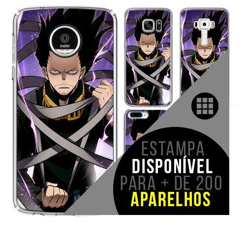 Capa de celular boku-no-hero - Shota-Aizawa 30 [disponível para + de 200 aparelhos]