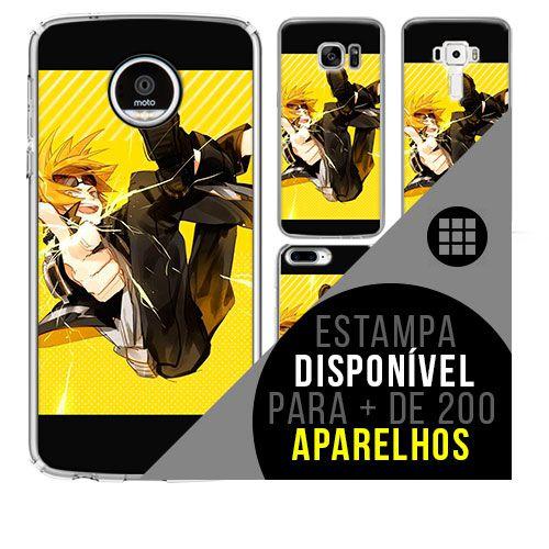 Capa de celular boku-no-hero - Denki-Kaminari [disponível para + de 200 aparelhos] 40