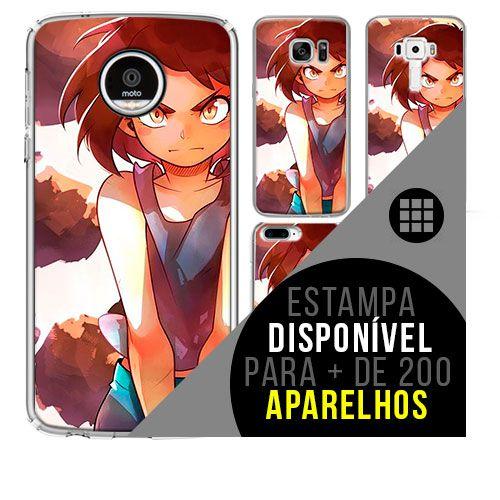 Capa de celular boku-no-hero - Ochaco-Urarakai 46 [disponível para + de 200 aparelhos]