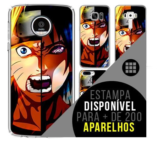 Capa de celular - NARUTO 88 [disponível para + de 200 aparelhos]
