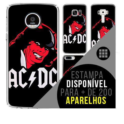 Capa de celular - ACDC 6 [disponível para + de 200 aparelhos]