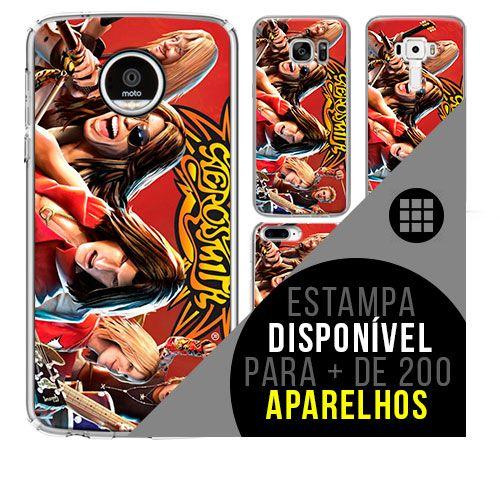 Capa de celular - AEROSMITH 2 [disponível para + de 200 aparelhos]