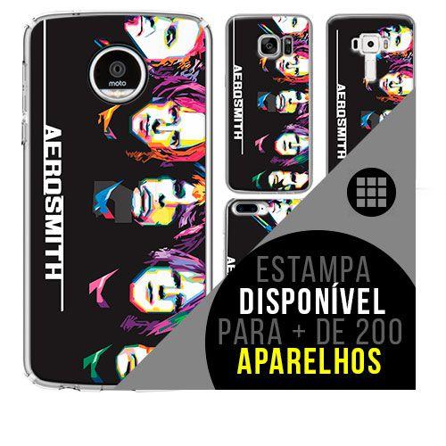 Capa de celular - AEROSMITH 3 [disponível para + de 200 aparelhos]