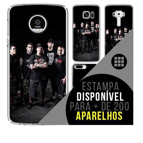 Capa de celular - AGNOSTIC FRONT [disponível para + de 200 aparelhos]