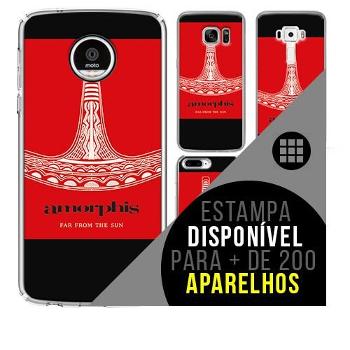Capa de celular - AMORPHIS 2 [disponível para + de 200 aparelhos]