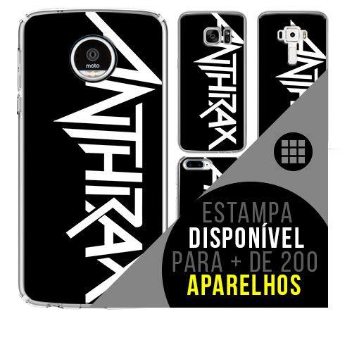 Capa de celular - ANTHRAX 2 [disponível para + de 200 aparelhos]