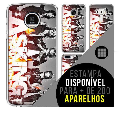 Capa de celular - ASKING ALEXANDRIA 2 [disponível para + de 200 aparelhos]