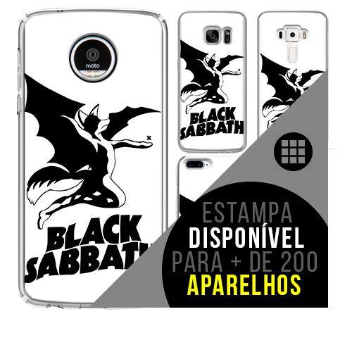 Capa de celular - BLACK SABBATH 3 [disponível para + de 200 aparelhos]