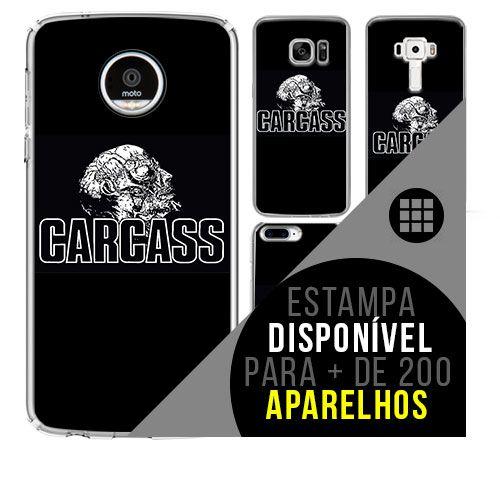 Capa de celular - CARCASS 2 [disponível para + de 200 aparelhos]