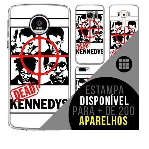 Capa de celular - DEAD KENNEDYS [disponível para + de 200 aparelhos]