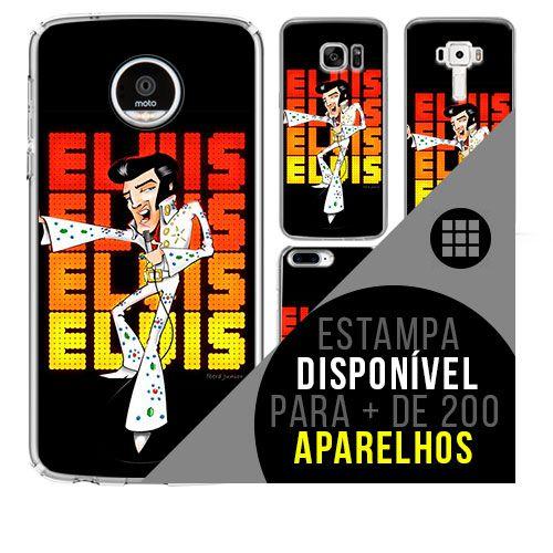 Capa de celular - ELVIS PRESLEY [disponível para + de 200 aparelhos]
